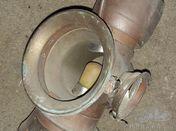 Veteran Edwardian Lucas 634 side lamp Barn find