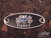 Bodywork badge Body By Fisher