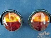 SWF, tail lights, new old stock