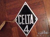 Badge Renault Celta 4