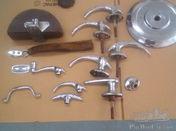 Doorhandles and winders for Wolseley 18/85