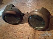 Several pair of headlamp