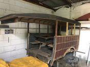 Shooting break, omnibus, woody coachwork