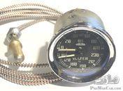 British Jaeger (Smiths) dual gauge