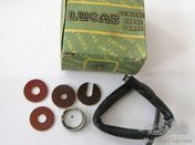 'LUCAS' Bulb-Holder Repair Kit (Ref. 500181) . N.O.S. in original box.