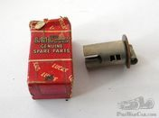 'LUCAS' Replacement Bulb Holder, Boxed N.O.S. Part Ref. 504804.