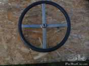 Large Steering Wheel in good Condition for Spacial or Racing Car