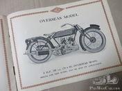 Catalogue N.U.T. motorcycles