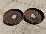 2 front drums for Amilcar
