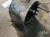 Standard big nine back axle