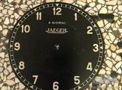 Original Jaeger Paris dial 8 Giorni dial