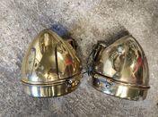 Paire lampe de c?té acétylène ancêtre Ducellier