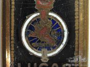 Wanted - enamel badges for 1930 Lucas P100 Headlamps