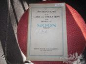 Moon documentation (manuals) for Moon