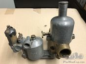 Bronz body carburetor