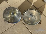 pair of Marchal Strilux headlights