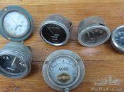 Lot ampere meters