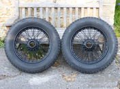 Vauxhall , Bentley or Lagonda Wheels