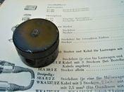 NOS Prewar Bosch Junction Box