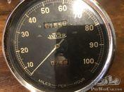 Jaeger Speedo, 1933, Riley , Singer LeMans. Plus other Speedo's, clock , oil and fuel.