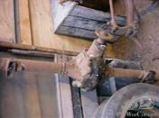 Rugby axles (front & rear) for Rugby