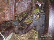 Nash axles (front & rear) for Nash