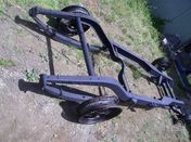 Sizaire-Berwick chassis for Sizaire Berwick