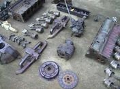 Chevrolet gearbox (& clutch) for Chevrolet