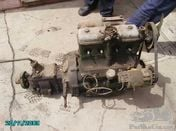 Borgward C. engine & gearbox for Hansa