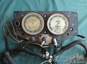 Armstrong Siddeley dashboard & interior for Armstrong Siddeley