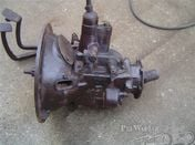Buick gearbox (& clutch) for Buick