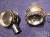 Phares Besnard side-lamps for A Unidentified Manufacturer