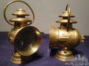 Ducellier Paris side-lamps for A Unidentified Manufacturer