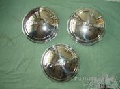Ford hubcaps / hubs for Ford V8