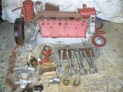 Cadillac engine-s (and parts) for Cadillac