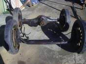 Dodge axles (front & rear) for Dodge