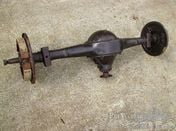 Dodge rear axle for Dodge