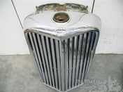 Jaguar radiators (& parts) for Jaguar