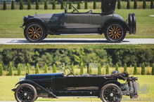 Back to back: 1920 Locomobile or 1919 Pierce-Arrow?