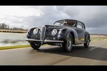 An original Alfa Romeo 6C 2500 Sport Berlinetta in Concours condition and more