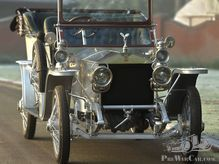 1912 Rolls Royce Silver Ghost Rois Des Belges Chassis 2082