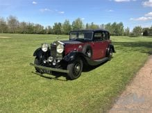 1934 Rolls-Royce 20/25 Sports Saloon