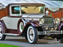 1930 Packard 733 RS Golfers Coupe