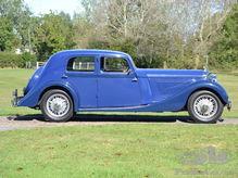 1936 Bentley 4 ? litre