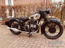 Matchless Silver Arrow DeLuxe
