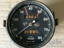Vintage Jaeger 80 mph Speedometer 275217, MG Alvis AC Riley 9 12/4 Car Austin 10, Motorcycle Rover
