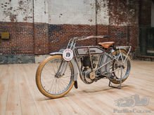 1912 Harley-Davidson 8A Single