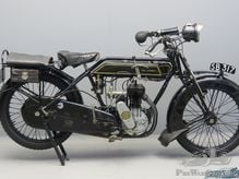 1920 Sunbeam 3?HP 499CC 1 cyl SV
