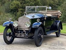 1923 Rolls-Royce 20hp Four Door Open Tourer.