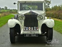 1932 Rolls-Royce 20/25 Thrupp and Maberly Limousine